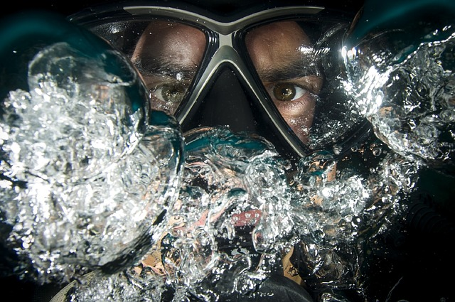 Diving Mask Leaks And How To Manage Them