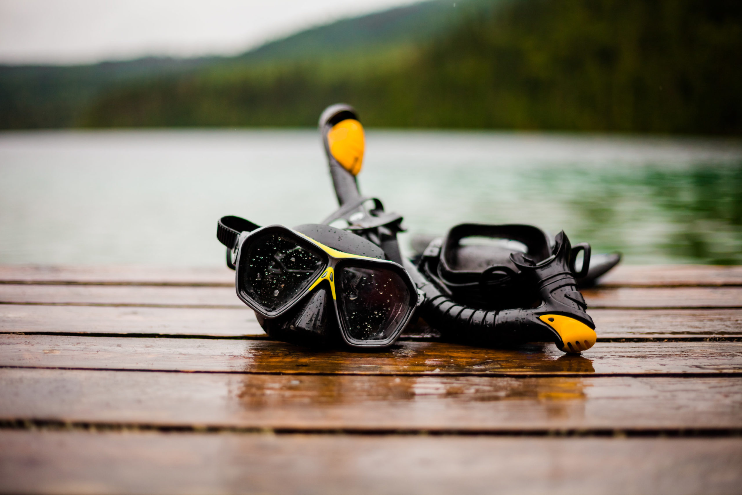 6 Snorkeling Gear You Must Get For Yourself