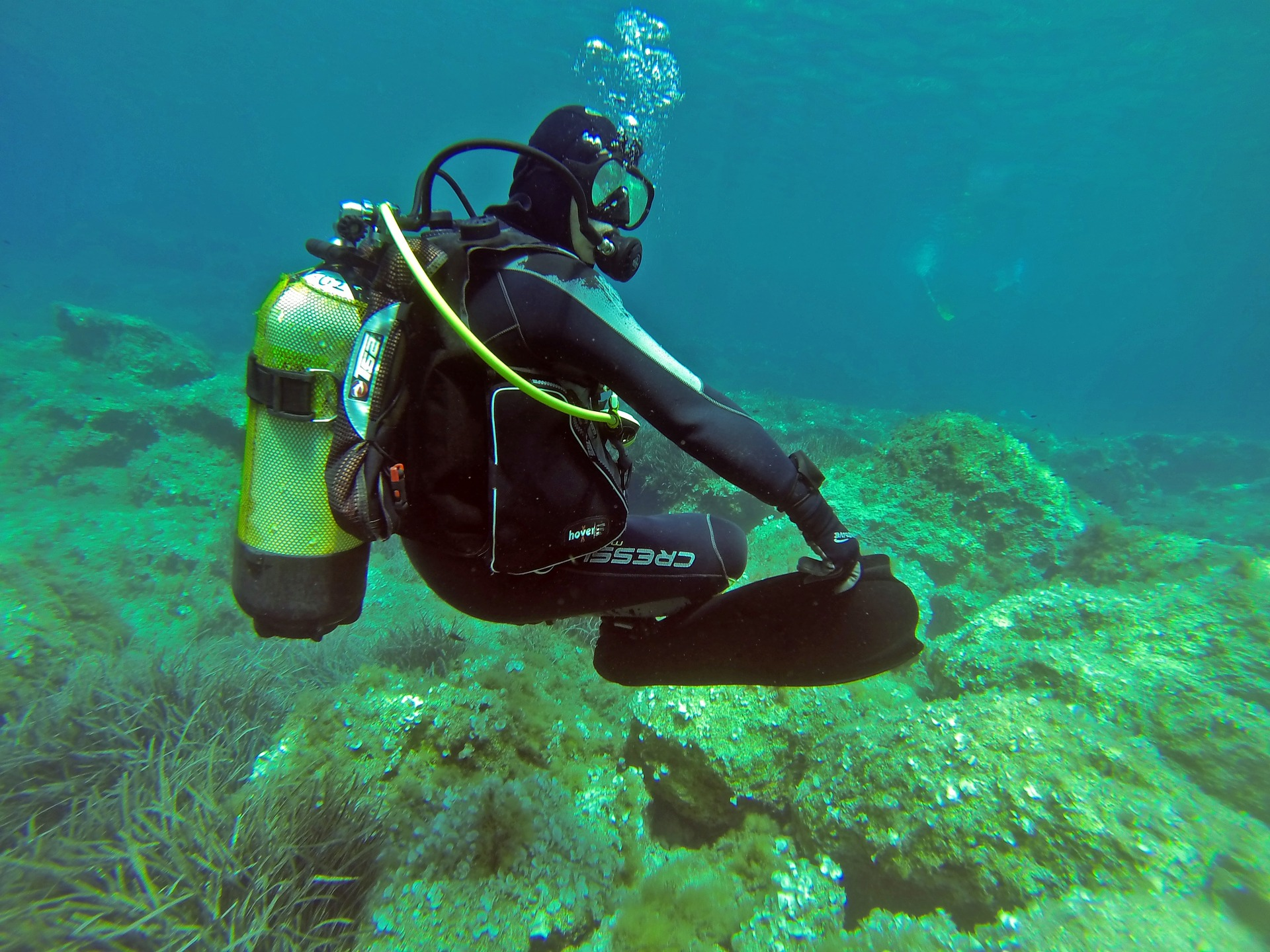 5 Tips To Wash Your Scuba Gear