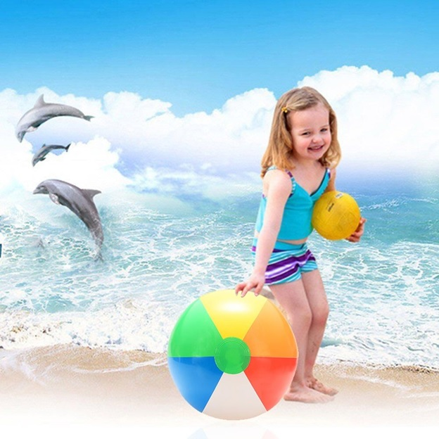 Beach Ball Inflatable Kids Toy
