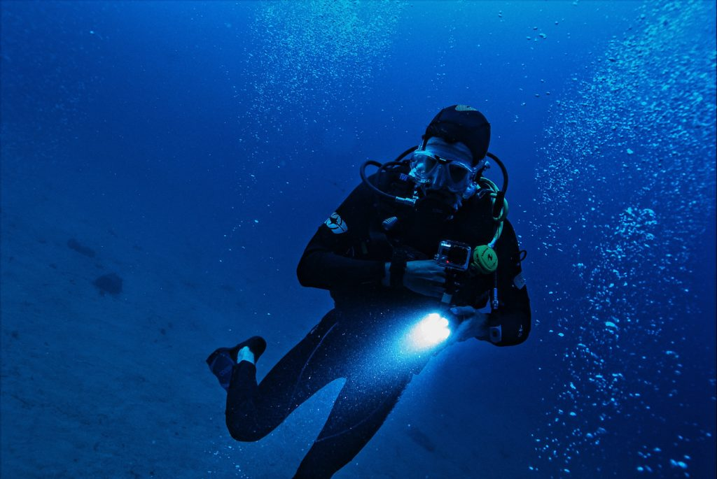 Know About Deep-Sea Scuba Diving
