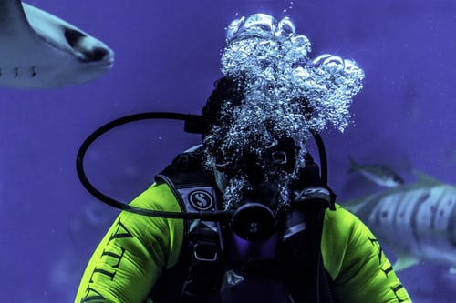 Deep-Sea Scuba Diving
